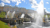 Shore Excursion: Visa-Free 2 Day Essential Tour in Small Group, St Petersburg, Ports of Call Tours