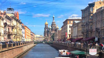 Skip-The-Line: Private Prime Tour of St Petersburg, St Petersburg, Private Day Trips