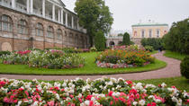 Skip-The-Line Private Tours: Tsarkoye Selo and Peterhof from St.Petersburg, St Petersburg