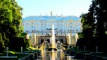 Small-Group Tour of Peterhof: Grand Palace and Park, St Petersburg, Cultural Tours
