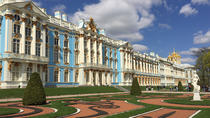 Small-Group Tour of Tzar's Village: Catherine Palace and Amber Room, St Petersburg, City Tours