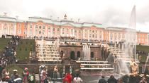 St Petersburg Private Shore Excursion: Visa-Free 2 Day All Highlights Tour, St Petersburg