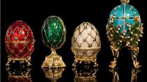 St. Petersburg Shore Excursion: Visa-Free 2 Day Essential Tour in Small Group with Faberge Museum, ...