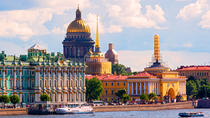 St Petersburg Shore Excursion: Comfort Visa-Free 2-day Tour, St Petersburg, Multi-day Tours