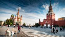 St Petersburg Shore Excursion: Visa-Free Moscow Private Day Tour from St Petersburg, Sankt ...