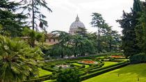 Vatican Gardens Open Bus Tour with Skip the Line Access, Rome, Bus & Minivan Tours
