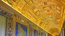 Vatican Museums and Sistine Chapel Private Tour, Rome