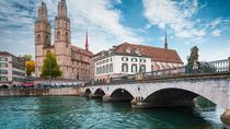 2000 Years Of Zurich's History In A 2 Hours Walking Tour Including Panorama View, Zürich