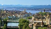 4-Hour Zurich and Surroundings PRIVATE TOUR Including Panoramic Views, Zurich, Private Sightseeing...