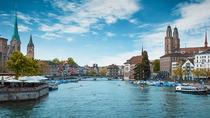 WOW Zurich Tour: on shore, on water, in the air!, Zurich, Private Sightseeing Tours