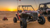 Polaris RZR 1000 dune buggy self drive desert adventure, Dubai, Dhow Cruises