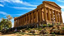 Agrigento and Piazza Armerina day tour, Catania, Private Transfers