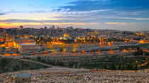 Jerusalem Old New Cities Tour from Tel Aviv Herzliya Netanya, Herzliya, Half-day Tours