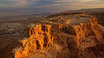 Masada and Dead Sea Daily Tour from Herzliya, Herzliya, null