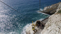 Rosh Hanikra and Haifa and Akko tour from Kfar Saba, Tel Aviv, Day Trips