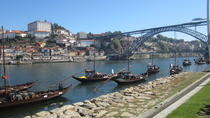 Porto City Tour with River Cruise Including Lunch and Wine Tasting, Porto, City Tours