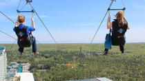 HighFlyer Zipline at Foxwoods, Mystic, 4WD, ATV & Off-Road Tours