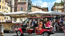 Die Ultimate Roman Food Tour mit dem Golf Cart, Rome, Food Tours