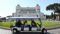 Rome by Golf Cart Private Tour, Rome, Vespa, Scooter & Moped Tours