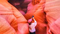 Antelope Canyon and Horseshoe Bend Day Tour from Las Vegas, Las Vegas, Multi-day Tours