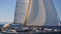 Small-Group Sailing Yacht Cruise to Rhenia and Guided Tour of Delos, Mykonos, null