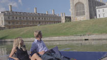 Excursión en barca con percha en Cambridge, Cambridge, Day Cruises