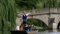Punting Tour in Cambridge, Cambridge, Day Cruises
