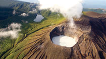 Volcano Adventure Helicopter Tour, Liberia, 4WD, ATV & Off-Road Tours