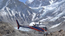 Landing Everest base camp by Helicopyer, Kathmandu, Air Tours
