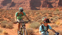 Einführendes Mountainbike-Abenteuer in Moab Courthouse, Moab