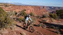 Half-Day Guided Mountain Biking Tour in Moab on Dead Horse, Moab, Jet Boats & Speed Boats