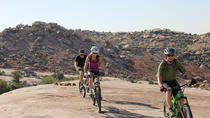 Klondike Bluffs Trail 11-Mile Guided Mountain Biking Adventure, Moab, Bike & Mountain Bike Tours
