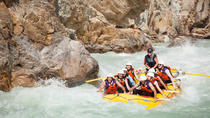 Rafting Adventure on the Kicking Horse River, Kootenay Rockies, White Water Rafting
