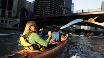 Excursion en kayak sur le fleuve Chicago, Chicago