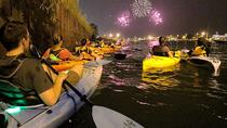 Navy Pier Fireworks Chicago Kayak Tour, シカゴ