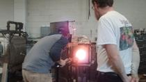 Private Glass Blowing Class and Tour of Fremont, Seattle