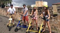 Visite de la ville Santo Domingo Trikke, Saint-Domingue