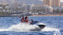 Double Jet Ski Safari 40 Minutes, Tenerife, Waterskiing & Jetskiing
