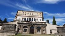 The Renaissance residence of Palazzo Farnese and the Pope City Viterbo, Rome, Private Sightseeing...