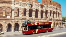 Rome : Hop-On and Hop-Off Big Bus Ticket, Rome, Hop-on Hop-off Tours