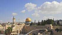 Ashdod Shore Excursion: Jerusalem and Bethlehem Day Trip, Jerusalem