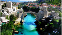Mostar 2-Night Multiday Trip with Excursion to Kravice Waterfalls from Sarajevo, Dubrovnik or ...