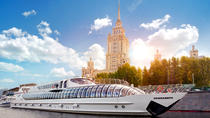 Boat Tour, Moscow, Cultural Tours