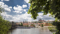 Prague Castle and Canal River Boat Tour, Prague, Night Tours