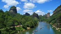 3-Day Private Mount Wuyi Tour including Tianyou Peak,Shuilian Cave, Dahongpao, Wuyishan, Multi-day...