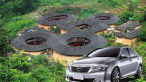 Private Transfer Between Xiamen City and Tianluokeng Tulou Cluster, Xiamen, Private Transfers