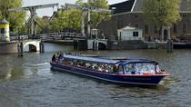 Amsterdam City Canal Cruise and Van Gogh Museum, Amsterdam, Attraction Tickets