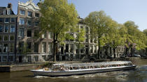 Amsterdam City Canal Cruise plus Skip-the-Line Madame Tussauds Entrance Ticket, Amsterdam, Day...