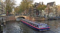 Amsterdam City Canal Cruise plus Skip-the-Line Madame Tussauds Entrance Ticket, Amsterdam, ...