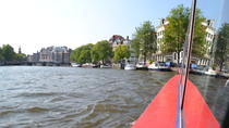 Amsterdam Dinner Cruise And Holland Casino Admission, Amsterdam, null